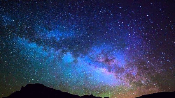 Часть материи Млечного Пути рождена в других галактиках