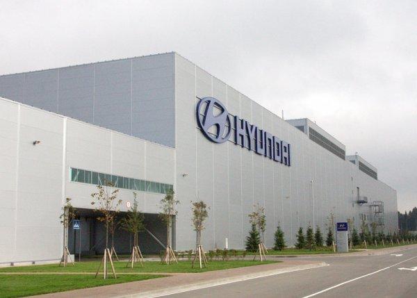 Петербургский завод Hyundai возобновляет производство после летнего отпуска