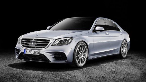 Объявлены рублёвые цены на Mercedes-Benz S-Class с двигателем V12