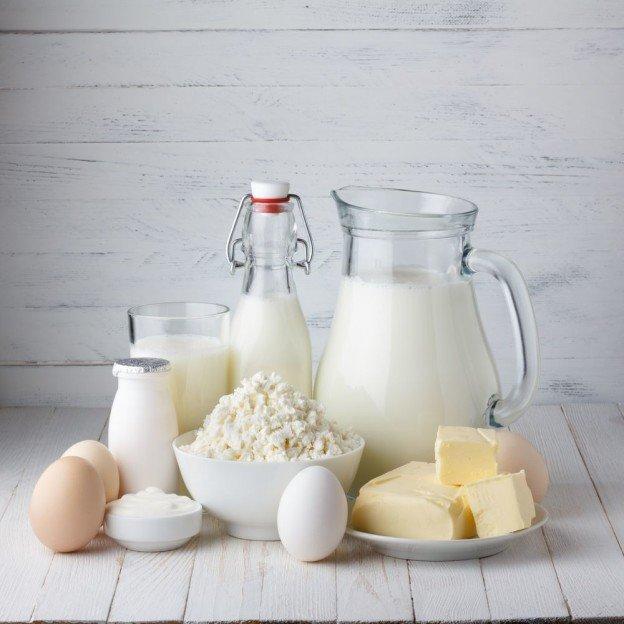 Диета на домашнем молоке