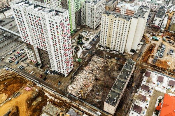 Стартовала программа реновации жилья в Москве