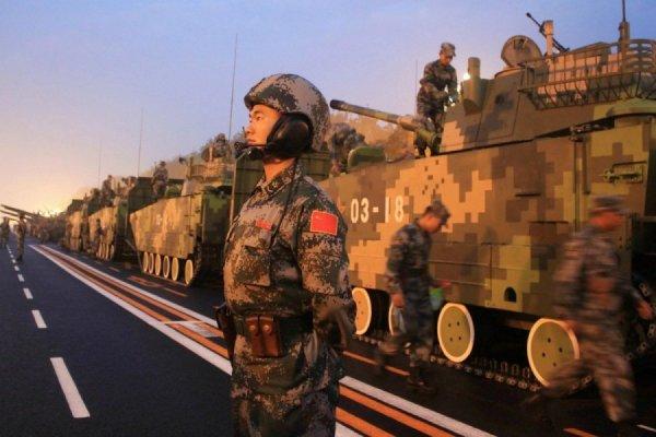 Китай заявил о готовности начать войну с Индией