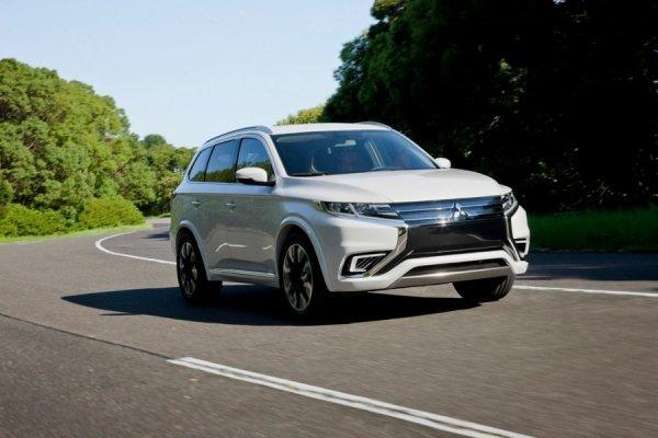 Июльские продажи Mitsubishi в России выросли на 12%