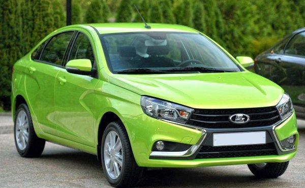 Аналитики назвали средневзвешенную цену автомобилей марки LADA