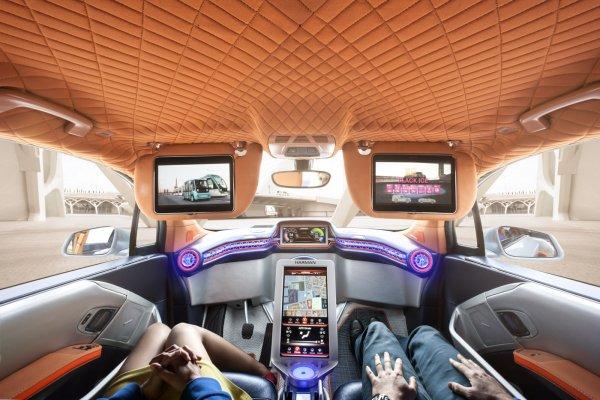 В Нидерландах в 2018 году появятся беспилотные авто