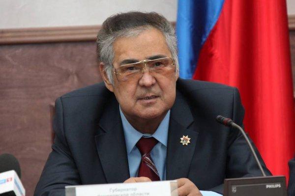 Тулеева допросят в суде по делу о взяточничестве