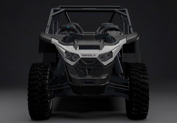 Nikola Motors создает производительный электрический багги Zero