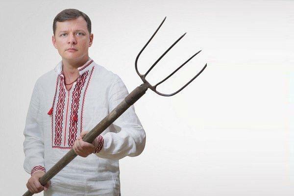Ляшко предложил пограничникам расстрелять Саакашвили на границе Украины