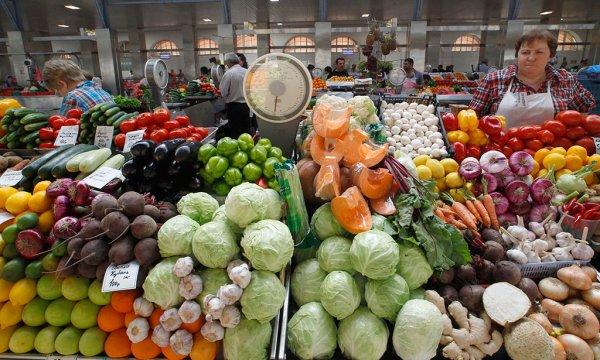 В России к сентябрю овощи и фрукты станут дешевле в 5 раз