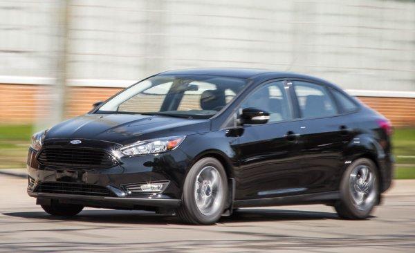 Ford Focus стал самым закладываемым автомобилем в РФ