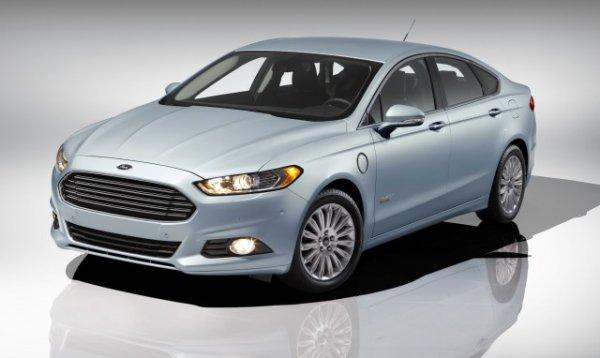 Ford Motor создаст в Китае СП по производству электрических автомобилей