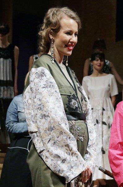 Кирилла Набутова тошнило от выходок Ксении Собчак во время беременности