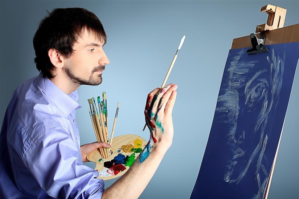 Картинки про искусство мастерство