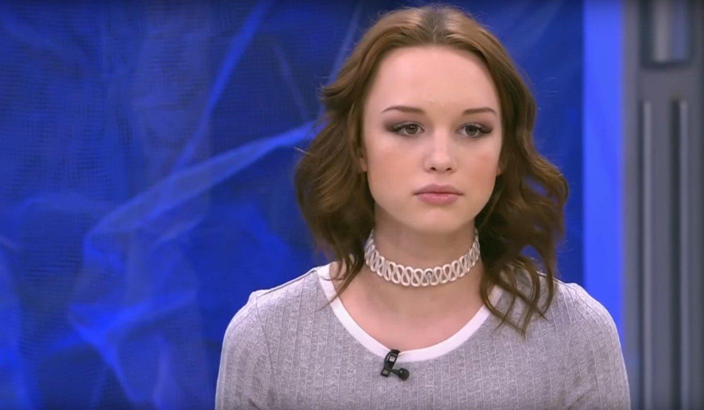 Диана Шурыгина в шоу На самом деле прошла проверку на