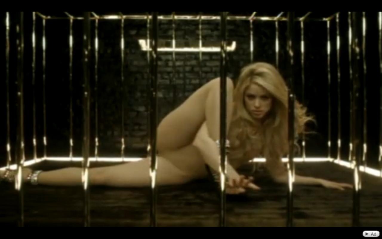 музыкальные клипы в исполнении голых женщин - 4