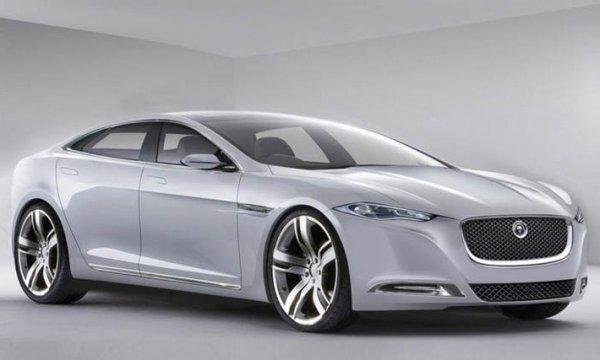 Jaguar назвал дату старта продаж нового XJ в России