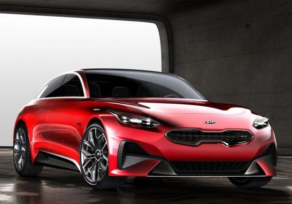 KIA рассекретила дизайн следующего поколения cee'd