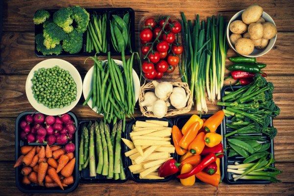 Ученые: Растительная пища предотвращает развитие рака груди