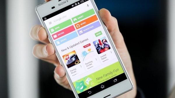 Разработчики кардинально изменят интерфейс Google Play