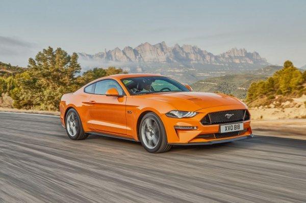 Во Франкфурте дебютировал новый Ford Mustang