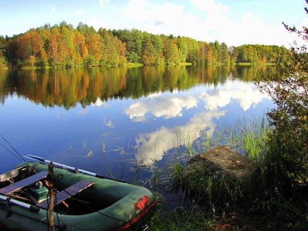 Осенняя рыбалка: Что нужно знать