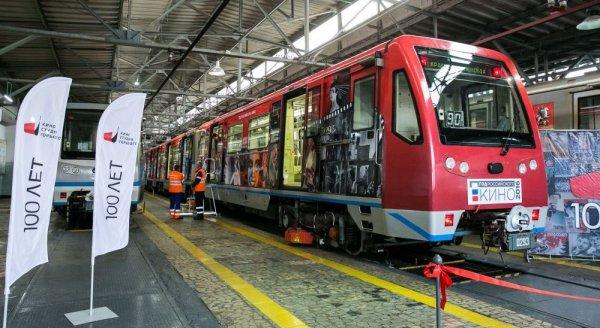 На Кольцевой линии московского метро пройдет ночная экскурсия