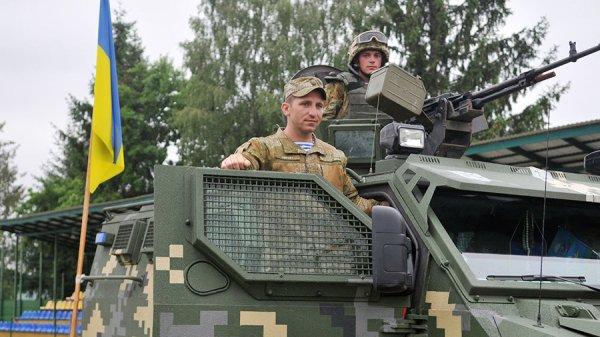 В Украине увеличат военный бюджет до 1 миллиарда долларов