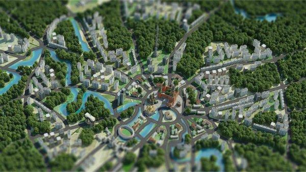 Модели квартир по программе реновации в Москве покажут в трехмерном изображении