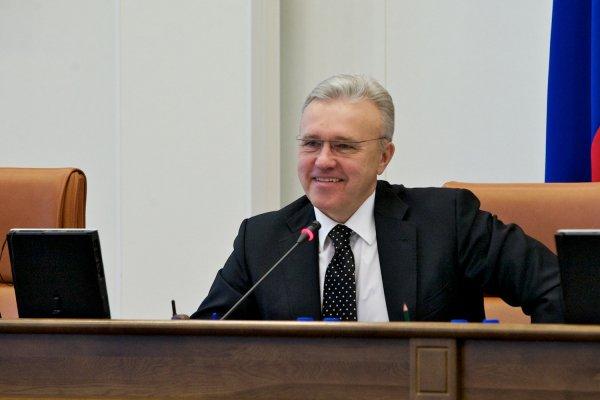 Путин издал указ о назначение врио губернатора Красноярского края