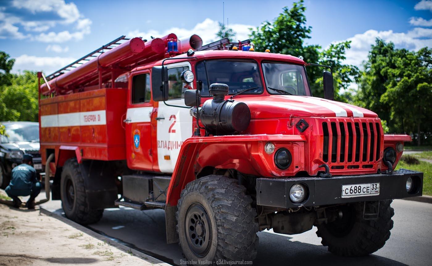 пожарная машина россии характеризуется частыми