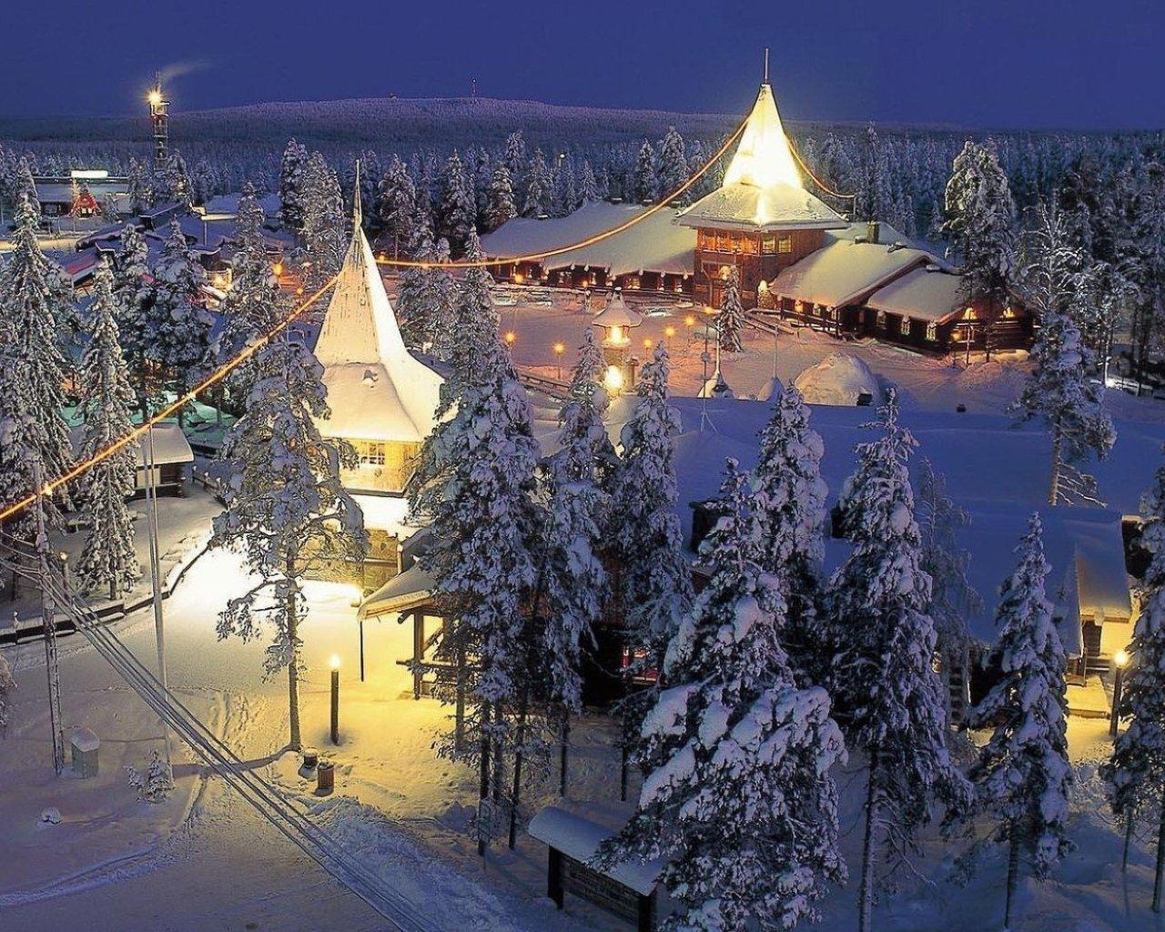 Отдых в россии в новый год рождество