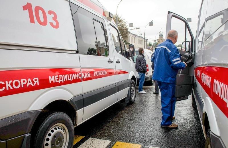 Вызов скорой помощи петербург