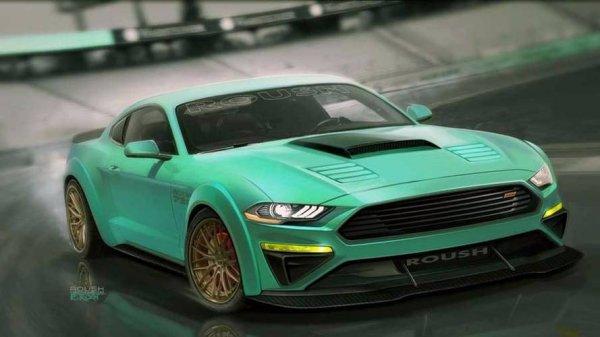 Семь уникальных Ford Mustang дебютируют на тюнинг-шоу SEMA