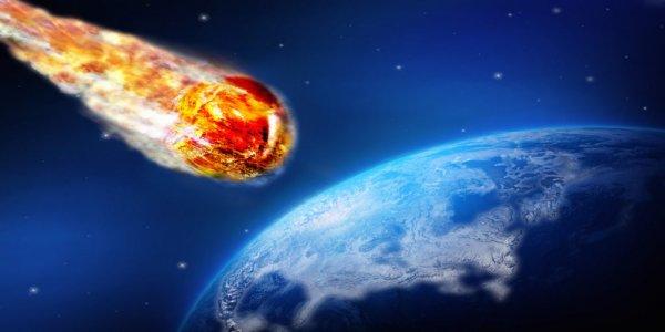В NASA скрыли информацию о падении метеорита 31 октября