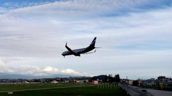 Самолет из Москвы совершил экстренную посадку в Одессе