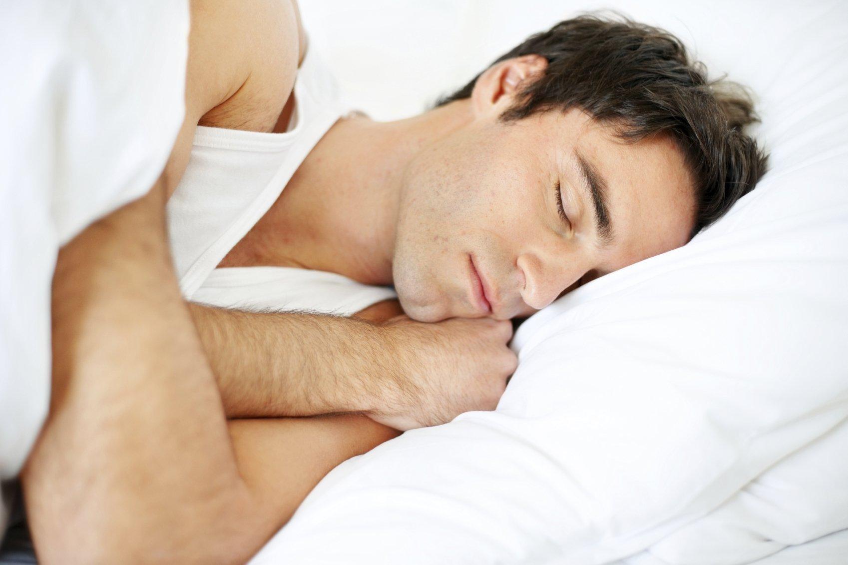 Как сделать чтоб мужчина мог спать только с тобой