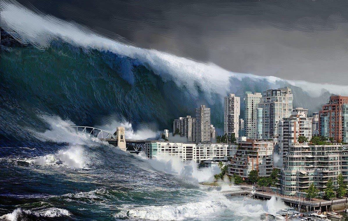 Картинки с надписью цунами, делать бумаги открытки