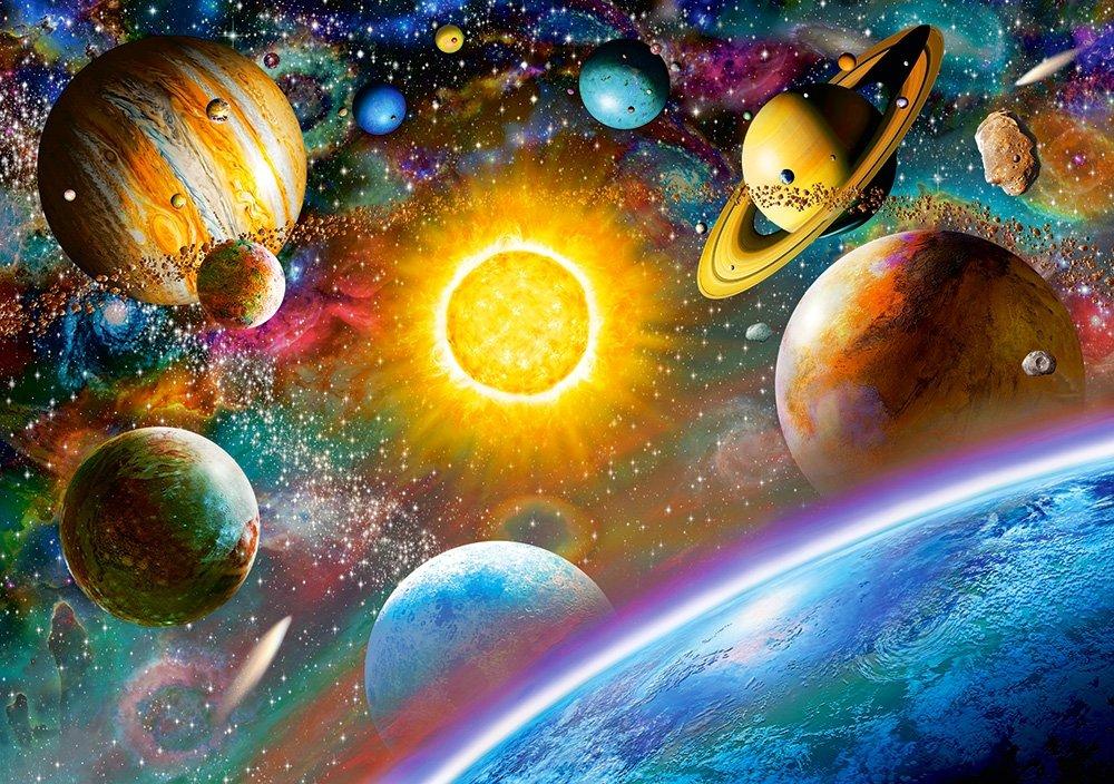 Поздравления, картинки на тему вселенная