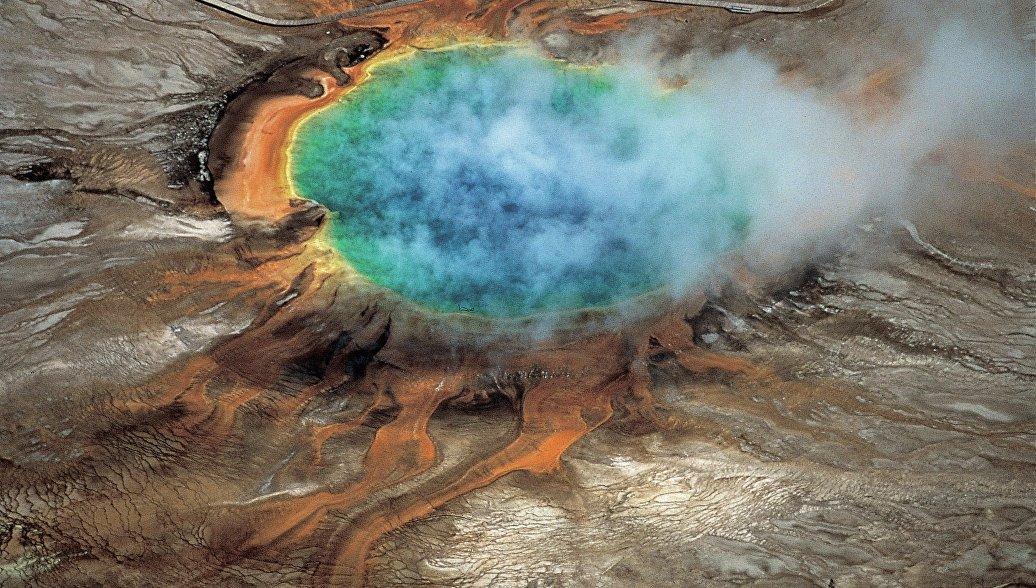 вулкан в сша йеллоустоун последние новости