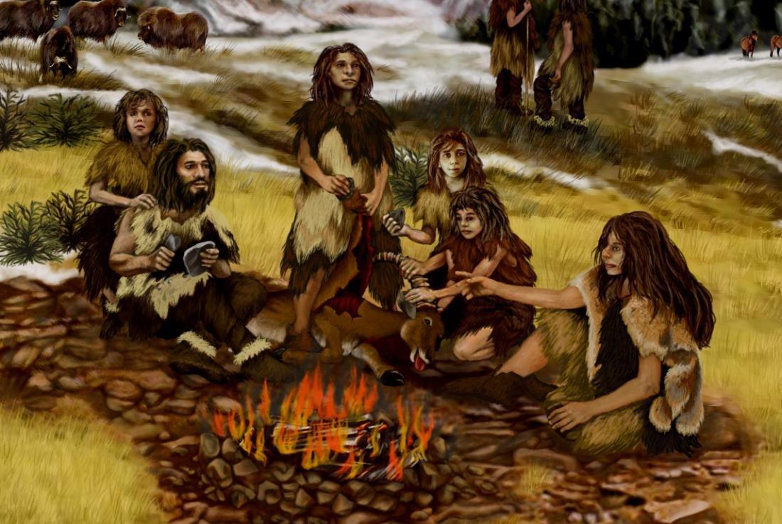 Ученые: Женщины каменного века были гораздо сильнее нынешних ...