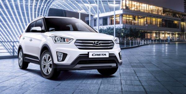 Hyundai Creta установил новый рекорд российских продаж в октябре