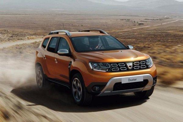 Объявлены цены на Renault Duster нового поколения