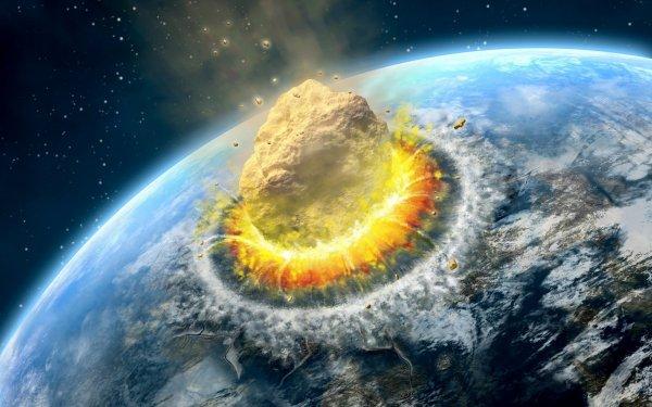 Ученые: в декабре 2017 к Земле приблизится огромный астероид