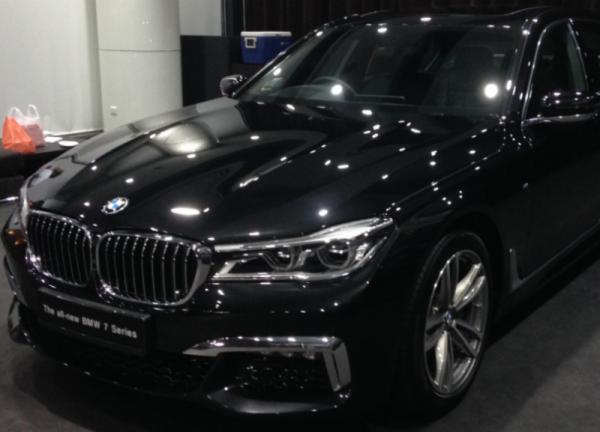 Седан BMW 7 Series на тестах разочаровал экспертов