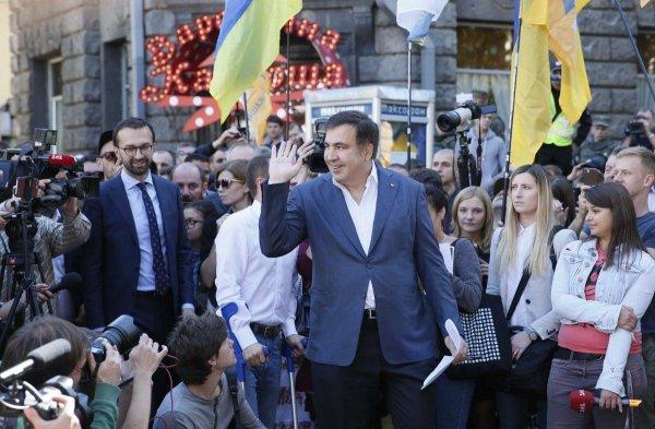 Саакашвили назвал дату