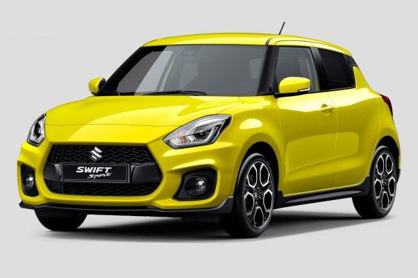 Японцы признали Suzuki Swift