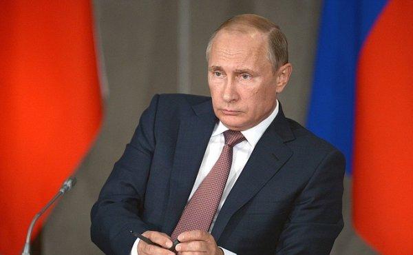Путин: Боевые действия в Сирии прекращаются