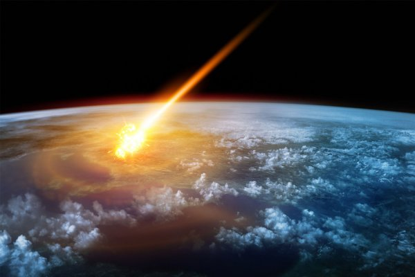 Ученые прогнозируют падение астероида «Джулия» на Землю 25 ноября