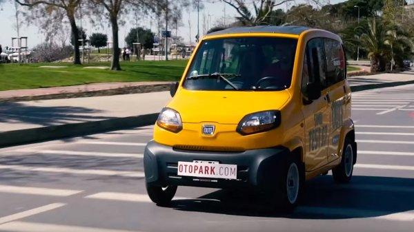 ТОП-5 самых бюджетных авто в мире возглавил индийский Bajaj Qute