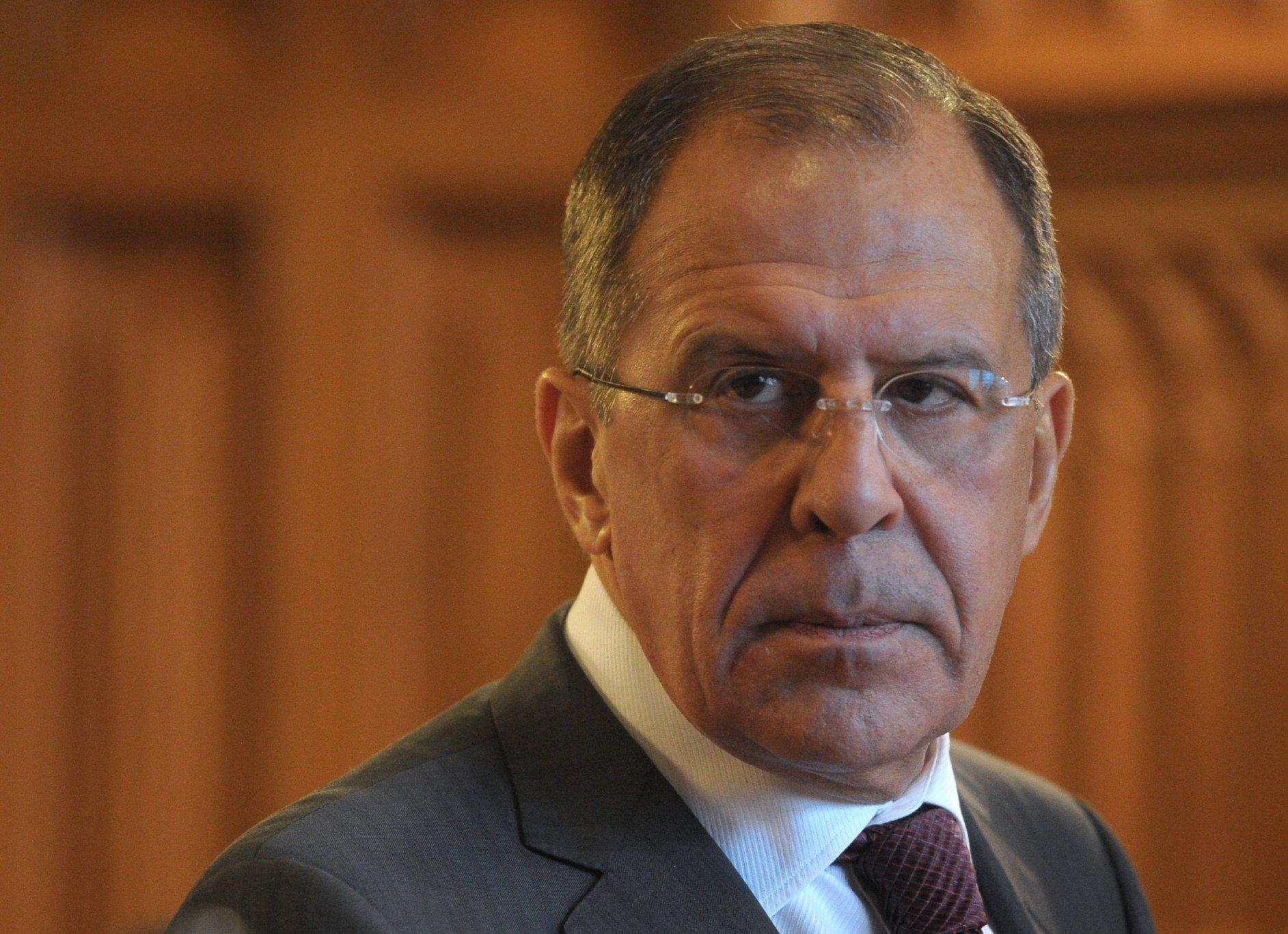 Лавров: Россия выступает за возвращение Приднестровья в состав Молдов